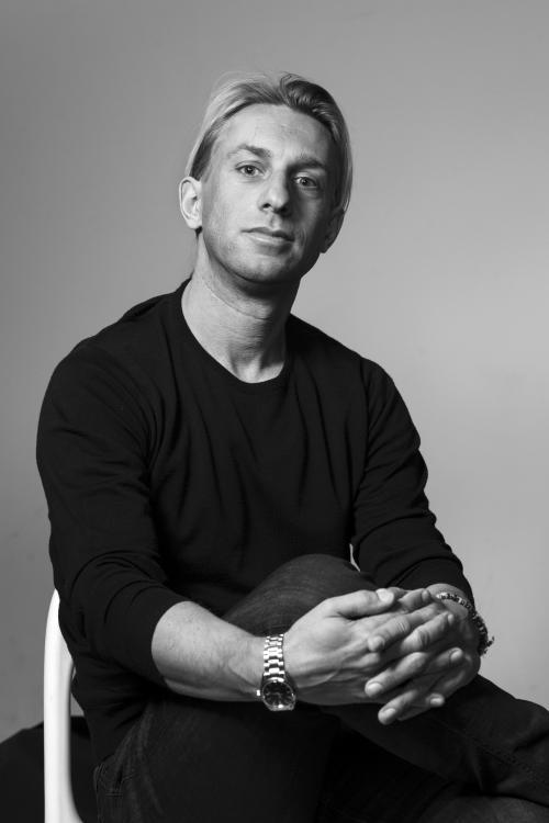 Anders Hansen är vinnare av Mensapriset 2018.